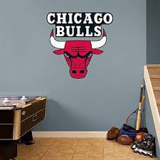 Search Results For Chicago Bulls Fathead Official Site Custom Wall Decals Wall Decals Boy Room