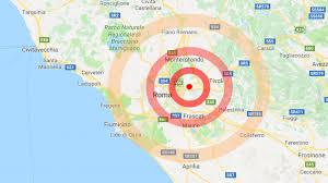 Roma - Scossa di terremoto spaventa la capitale, nessun danno ...