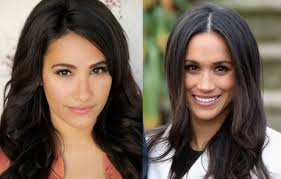 """Meghan Markle Role Was A Lot Of Pressure Says Tiffany Smith Actress In New  Lifetime Movie """"Becoming Royal"""" - Joy105.com"""