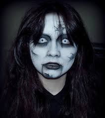 30 scary makeup inspirations