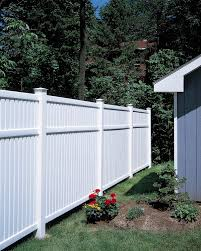 Bufftech Imperial Vinyl Fence Avo Fence Supply