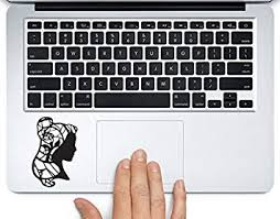 Disney Beauty The Beast Belle Rose Vinyl Decal Truck Car Sticker Laptop