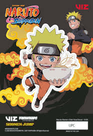 Naruto Ramen Vinyl Decal
