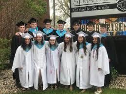St. Mary's 2019 Graduation - Storm Lake Radio