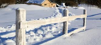 How To Install A Post And Rail Fence Doityourself Com