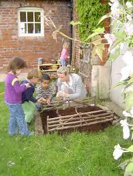 garden at staunton montessori school