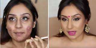makeup tutorial for anyone with acne