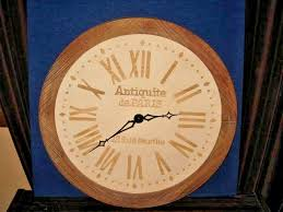 18 large wood french rustic antiquite
