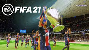 PSG - INTER MILAN // Final Champions League 2021 FIFA 21 Gameplay ...