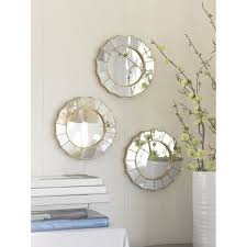 threshold starburst mirror 3 pieces