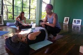 prenatal yoga teacher joanne