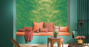 27 fresh texture paints for living room