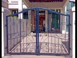 Singapore Wrought Iron Gates Windows Fencings Railings Grilles Doors Youtube