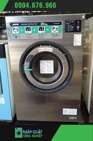 Máy Giặt Công Nghiệp Cũ Tại Hải Phòng