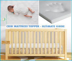 the 5 best crib mattress toppers to