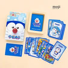 Bộ bài tú lơ khơ Doraemon Cute