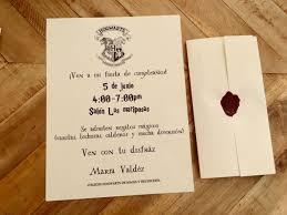 Invitaciones Harry Potter Buscar Con Google Invitaciones