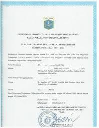 Surat Izin Usaha Jasa Pengurusan Transportasi Siujpt - Kumpulan Surat Penting