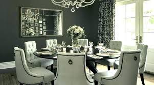 circular dining table sets