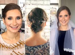 wedding hair and makeup trials