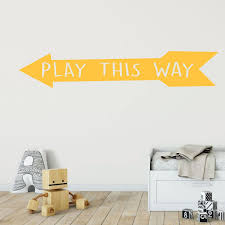 Playroom Wall Decals Vinyl Decal And Inspirational Quotes For Children