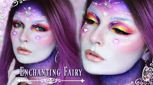 enchanting fairy makeup tutorial