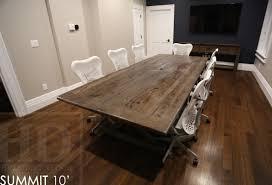 reclaimed wood table ottawa ontario