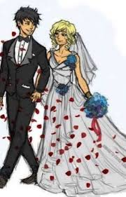 the wedding percy jackson fanfic