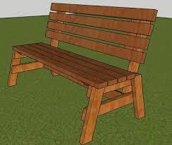 2x4 wood design diy patio garden