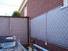 Reduce Outdoor Noise Acoustical Solutions Noise Barrier Sound Blocking Sound Wall