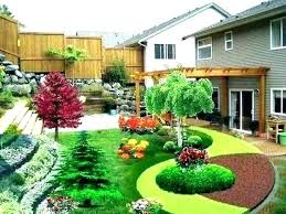 free landscaping designs