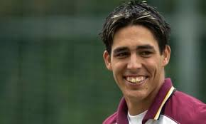 The young Mitchell Johnson was always heading for the top   Mitchell Johnson    The Guardian
