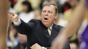 Former LA Lakers coach Frank Hamblen ...