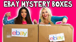 Ebay Mystery Box Haul. Jenn vs Thia Unboxing Video. Totally TV ...