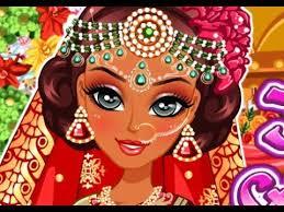 indian bride indian wedding makeover