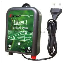 China Low Impedance Electric Fence Energizer For Broiler Chicken House China Poultry Equipment Livestock Machinery