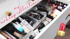 my makeup collection 2016