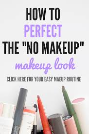 achieve a natural makeup look