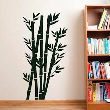 Tree Nature Bamboo Chinese Japanese Wall Decal Home Decor Living Room Vinyl Art Stickers Bedroom Pandas Food Wallpaper Wall Murals Decals Wall Murals Stickers From Joystickers 11 31 Dhgate Com