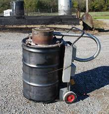 air air incinerator