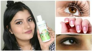 castor oil uses for skin hair