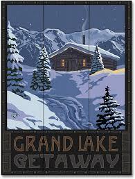 Grand Lake Colorado Getaway Winter ...