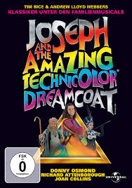 Amazing Technicolor Dreamcoat ...