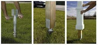 Ground Screw Is Essential To Solar Power Industry Mailbox Installation Diy Fence Concrete Fence Posts