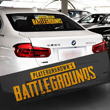 Cool Funny Hellaflush Pubg Modified Car Window Decal Fashion Car Sticker Car Styling Accessories Wish