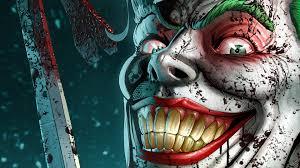 joker smile danger 4k hd superheroes