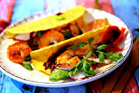 Seafood Tacos — Gathering Flavors