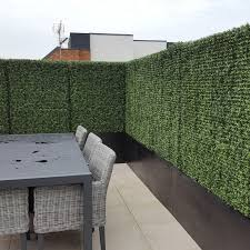 E Joy 2 Ft H X 2 Ft W Artificial Ivy Privacy Fencing Wayfair Ca