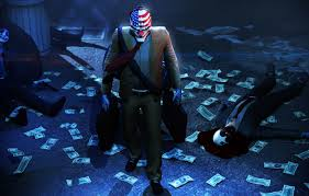 robbery payday 2 overkill software