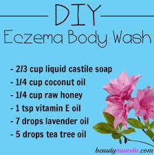 diy eczema body wash all natural